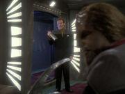 O'Brien besucht Worf