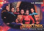 Star Trek Deep Space Nine - Season One Card097