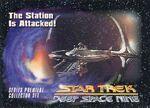 Star Trek Deep Space Nine - Series Premiere Card 41