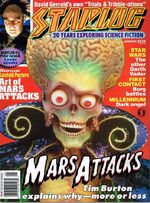Starlog issue 234 cover