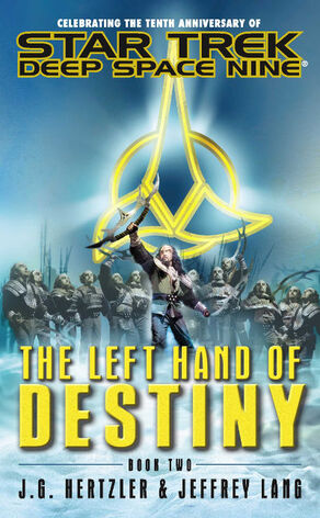 The Left Hand of Destiny, Book Two.jpg