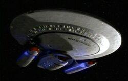 USS Prometheus ventral, Second Sight