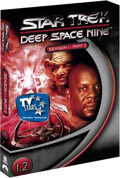 DS9 Staffel 1-2 DVD