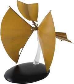 Eaglemoss 18 Bajoran Solar Sailer