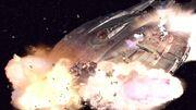 Enterprise explodiert
