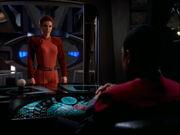 Kira speaks to Sisko
