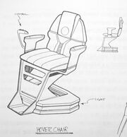 Melora Pazlar hover chair design