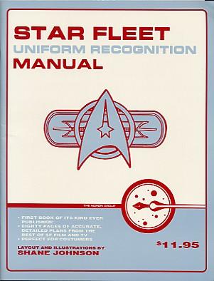 Star Fleet Uniform Recognition Manual