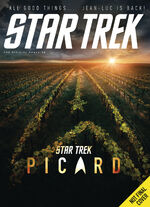 Star Trek Magazine US issue 73 PX cover