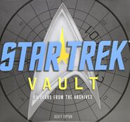 Star Trek Vault cover