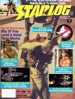 Starlog issue 088 cover