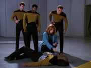 Worf killed