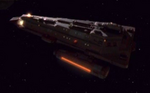 Bajoran transport vessel