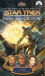 DS9 7.5 UK VHS cover