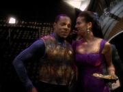 Dax stellt Sisko immer noch nach