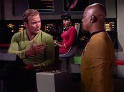 Kirk und Sisko