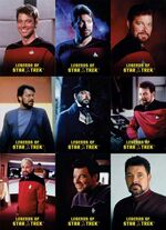 Legends of Star Trek - Riker