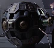Romulan mine