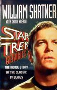 Star Trek Memories 1993 UK cover