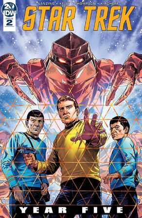Star Trek Year Five issue 2 cover A.jpg