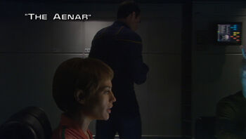 The Aenar title card