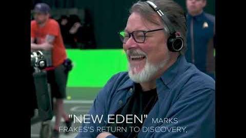 """DIS """"New Eden"""" - """"Nouvel Eden"""" - coulisses"""