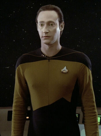 Lieutenant Commander Data (2364)