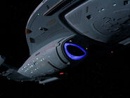 Deflektorschüssel Voyager