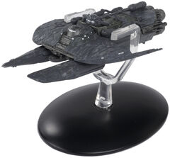 Eaglemoss 177 Sheliak Colony Ship