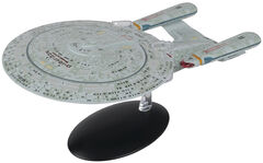 Eaglemoss Large Scale USS Enterprise-D