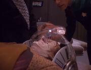 Garak's nosebleed