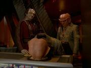 Garak tötet holografischen Quark