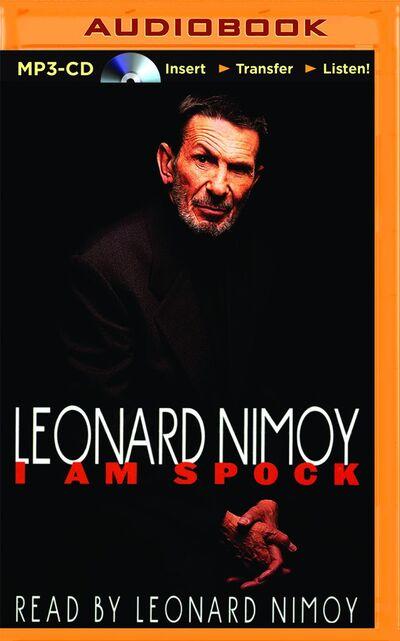 I Am Spock MP3-CD