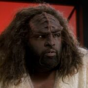 Klingon chef