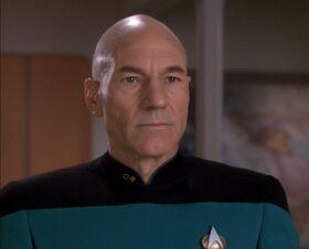 Picard, lieutenant junior grade