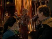 Quark wettet beim Darts auf O'Brien