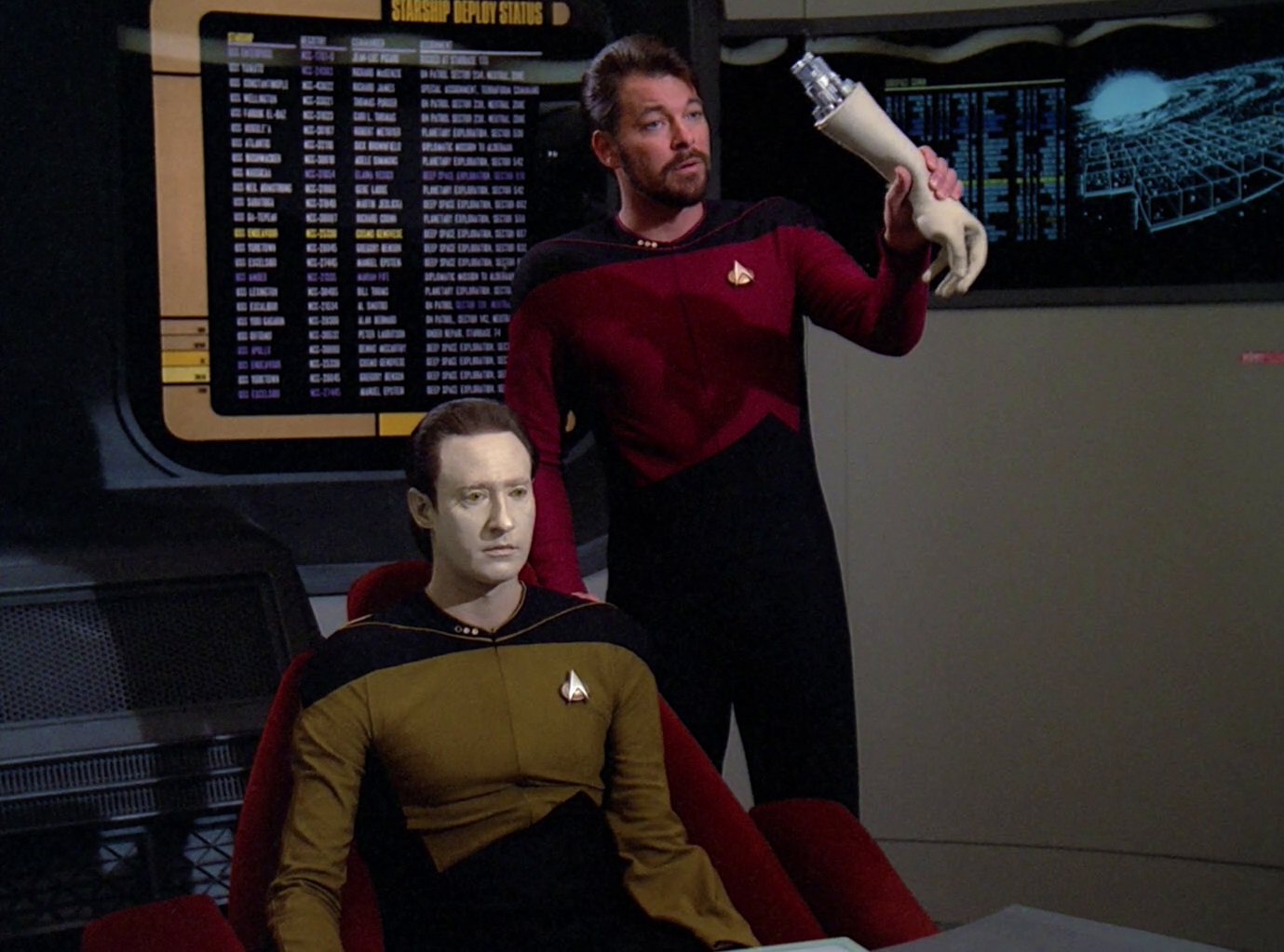 Image result for the measure of a man star trek