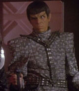 Romulan Guard 2368