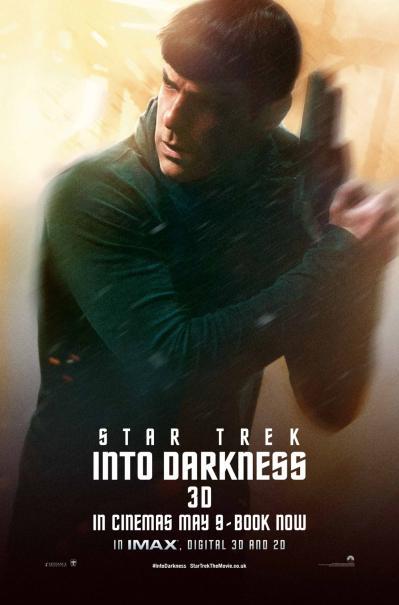 STID-UK Spock poster