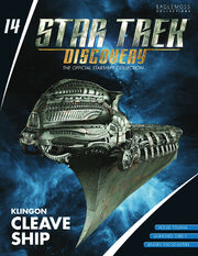 Star Trek Discovery Official Starships Collection issue 14
