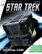Star Trek Official Starships Collection Issue 58