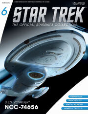 Star Trek Official Starships Collection Issue 6