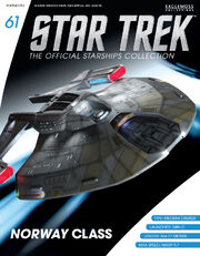 Star Trek Official Starships Collection Issue 61
