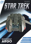 Star Trek Official Starships Collection Shuttle Issue 09