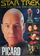 Star Trek The Figurine Collection issue 1
