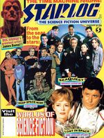 Starlog issue 198 cover
