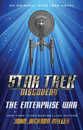 The Enterprise War cover