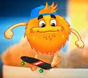Tribbles mascot