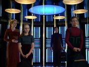 Borg children depart