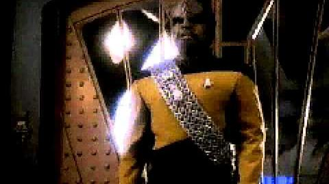 DS9 4x01 'The Way of the Warrior, Part 1' Trailer